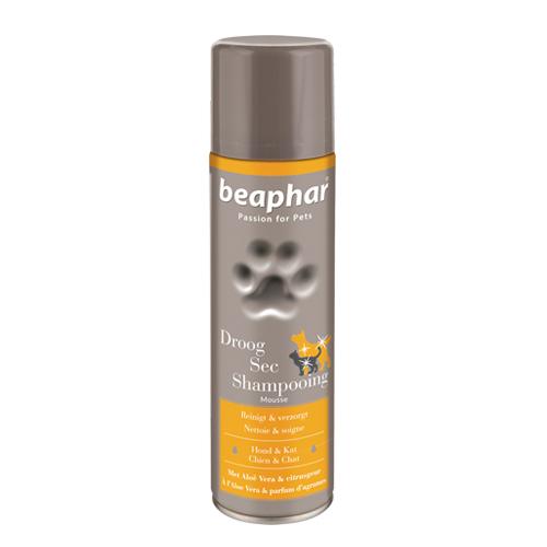 Beaphar - Shampoing sec - Mousse