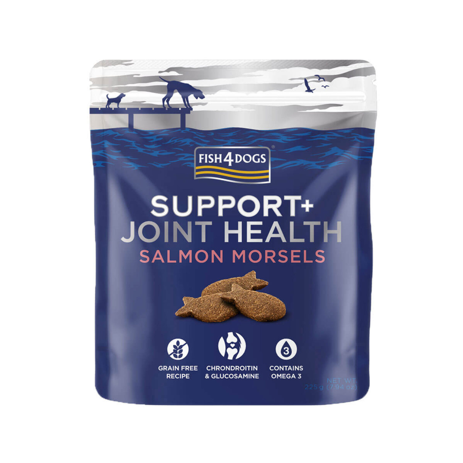 Fish4Dogs Support+ Joint Health - Lachs