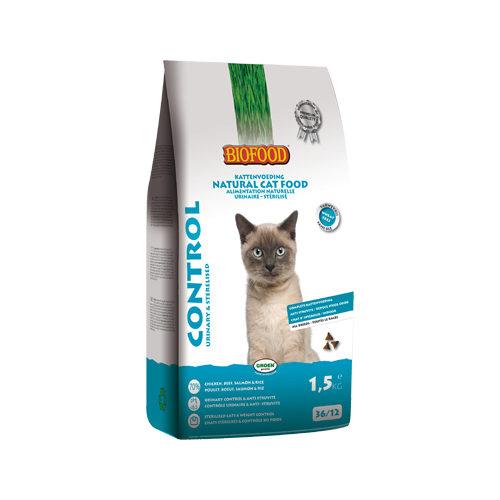 Biofood Control Katzenfutter - 1,5 kg