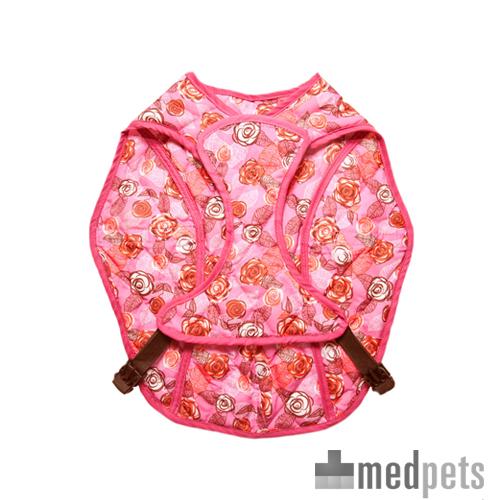 Aqua Coolkeeper Jacket - Roses - L
