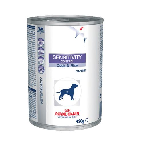 Royal Canin Sensitivity Control - Boîte - Canard & Riz