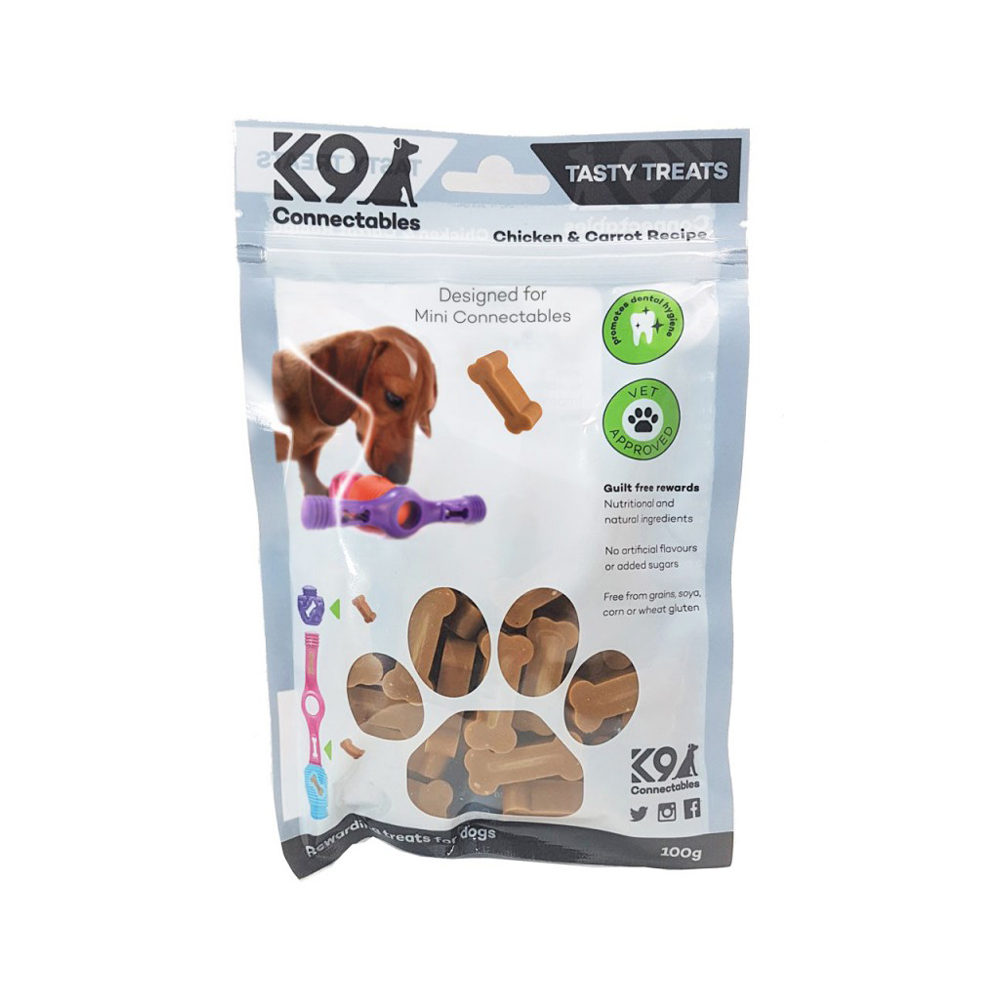 K9 Connectables Tasty Treats - Chicken & Carrot