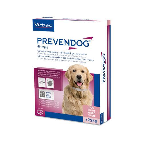 Virbac Prevendog - großer & sehr großer Hund