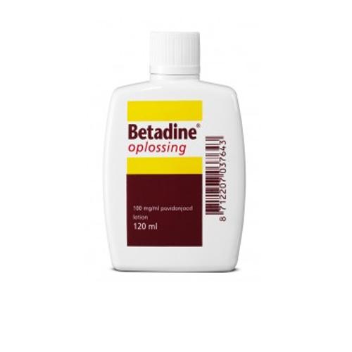Betadine - Solution - 120 ml