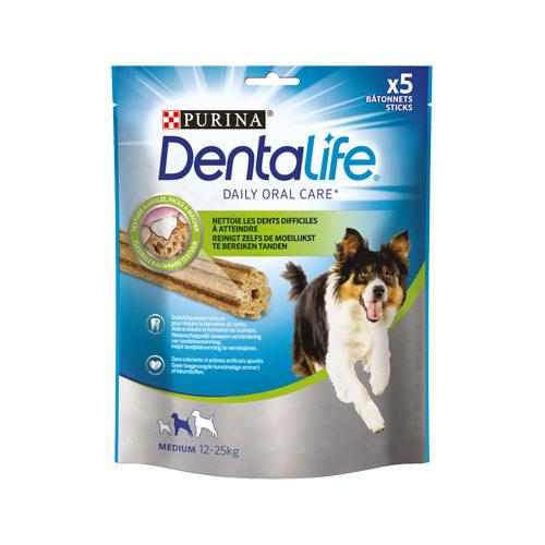 Purina DentaLife - mittelgroße Hunde