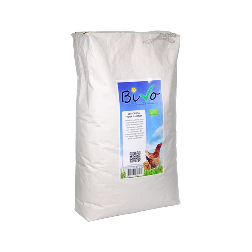 Bivo Bio-Legepellets