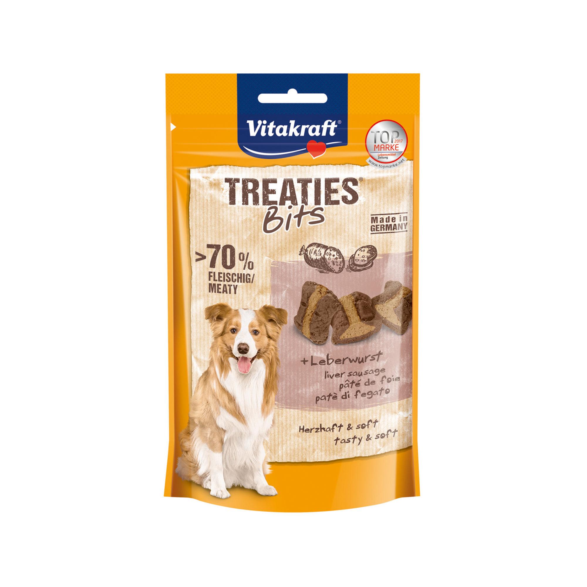 Vitakraft Treaties Bites - Leberwurst