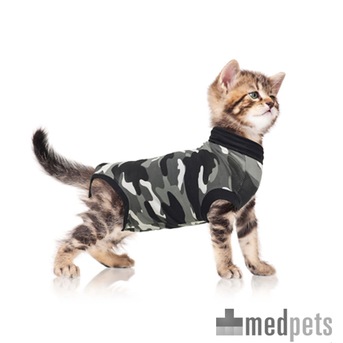 Suitical Recovery Suit - Chat - Gris