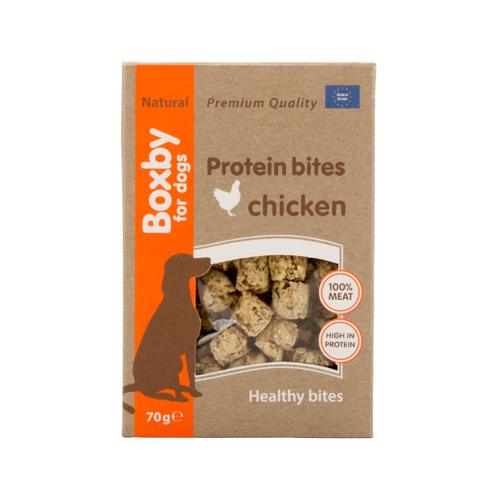 Boxby Protein Bites - Poulet