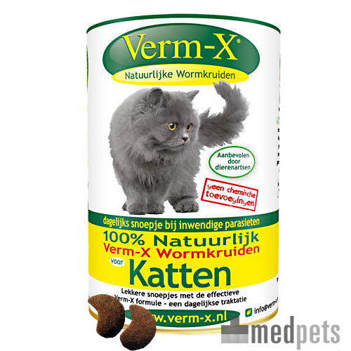 Verm-X - Friandises pour chat