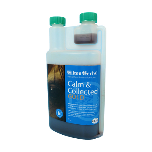 Hilton Herbs Calm & Collected for Horses - Liquid