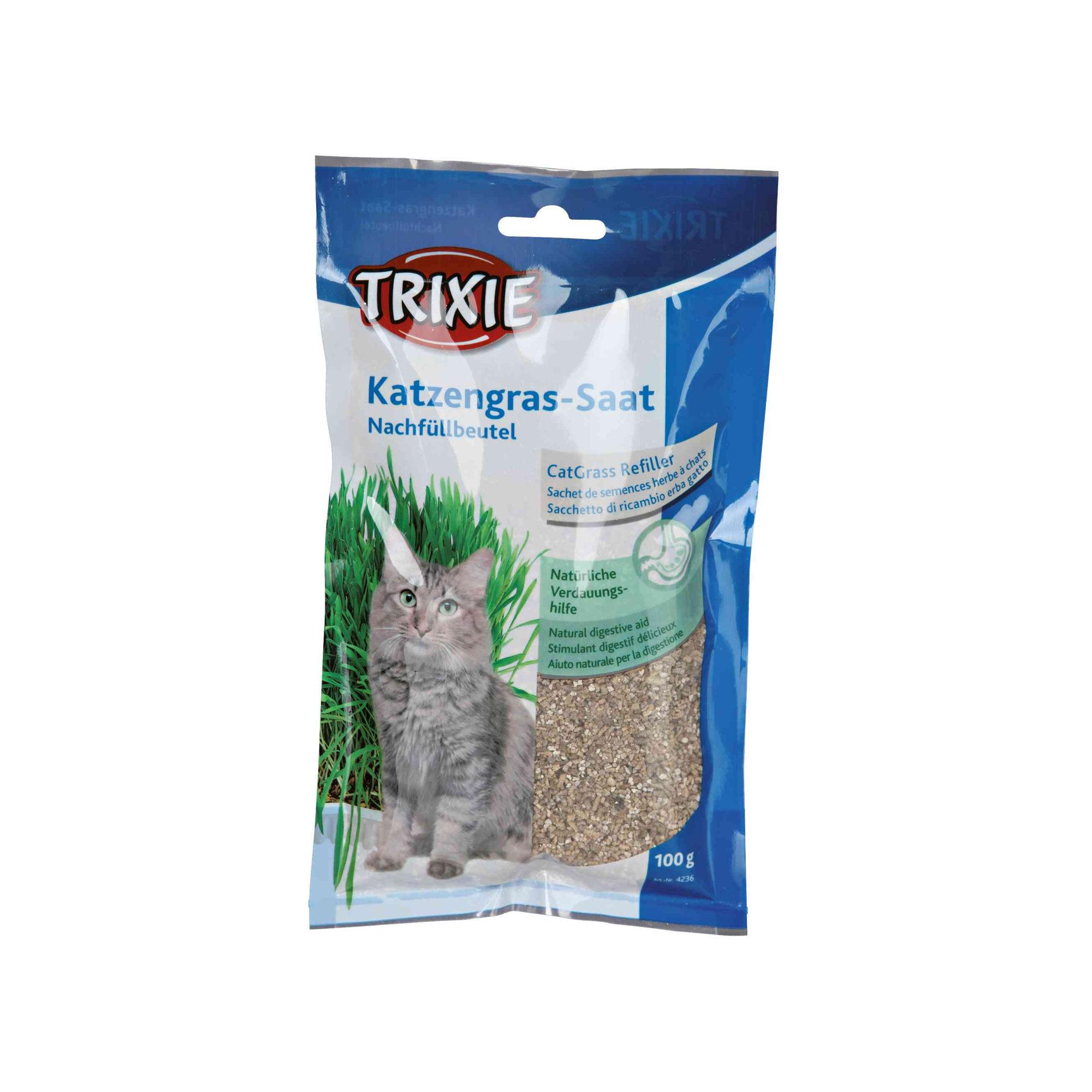 Trixie - Graines d'herbe à chat