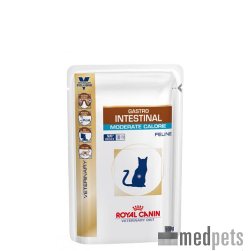 Royal Canin Gastro Intestinal Moderate Calorie Katzenfutter - Frischebeutel