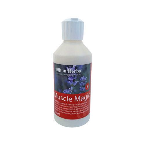 Hilton Herbs Muscle Magic