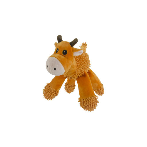 Fuzzle Cuddly Toys with 5 Squeakers - Girafe