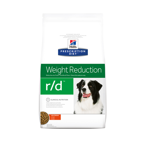 Hill's Prescription Diet r/d Weight Reduction Hundefutter