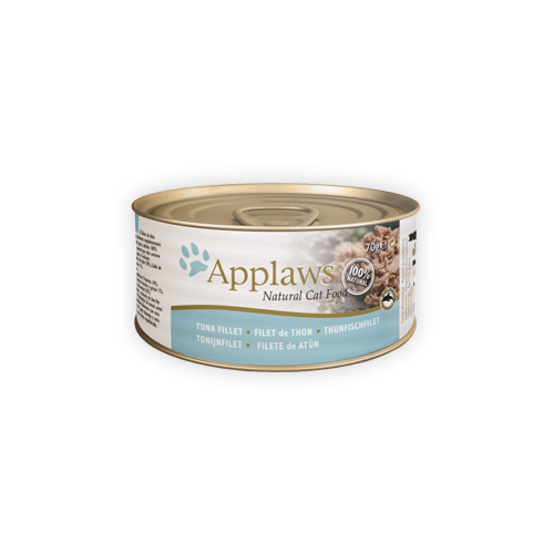 Applaws Katzenfutter - Dosen - Tuna Fillet