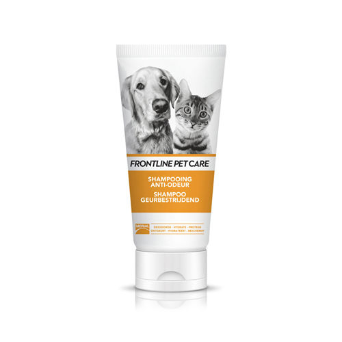 Frontline Pet Care - Shampoing anti odeur