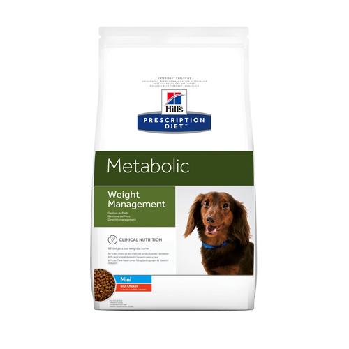 Hill's Prescription Diet Metabolic Mini Hundenfutter