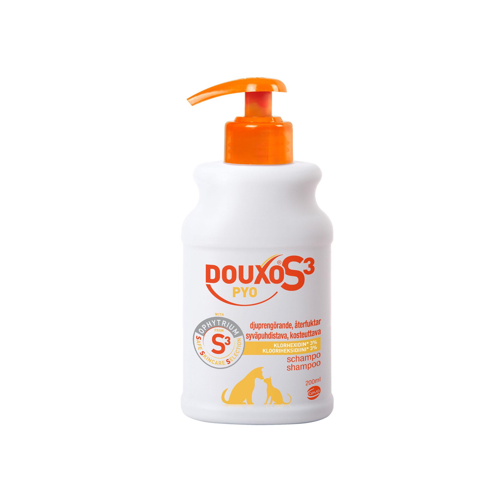 Douxo S3 Pyo Shampoo