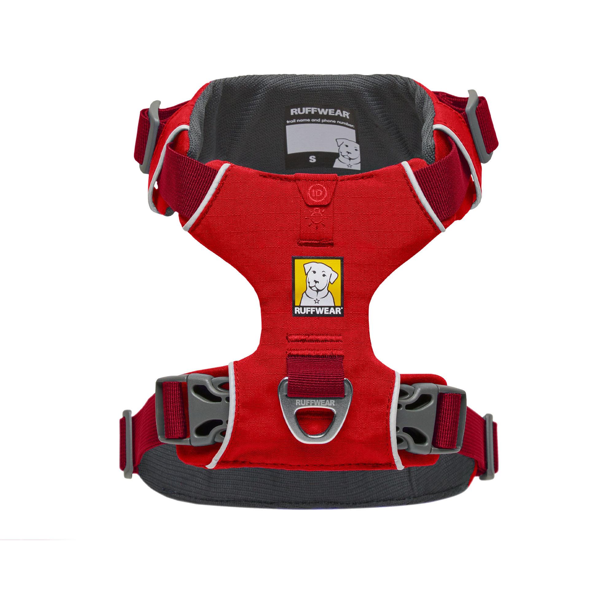 Ruffwear Front Range Harness - Red Sumac
