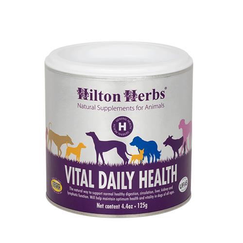 Hilton Herbs Vital Daily Health for Dogs