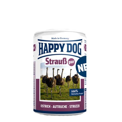 Happy Dog pur - Autruche