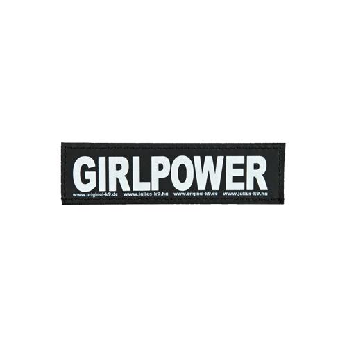 Julius K9 Labels - Petit format - Girlpower