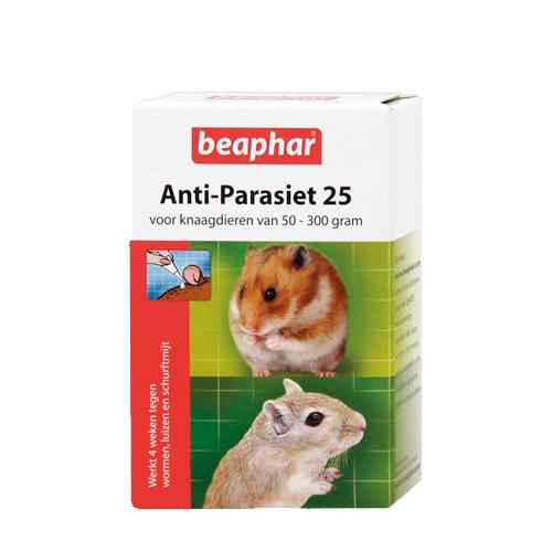 Beaphar Anti parasite lapin / rongeur 25