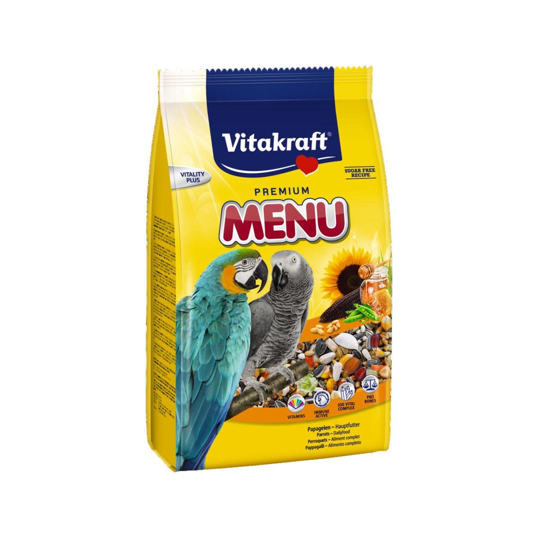 Vitakraft Premium Menu Papagei