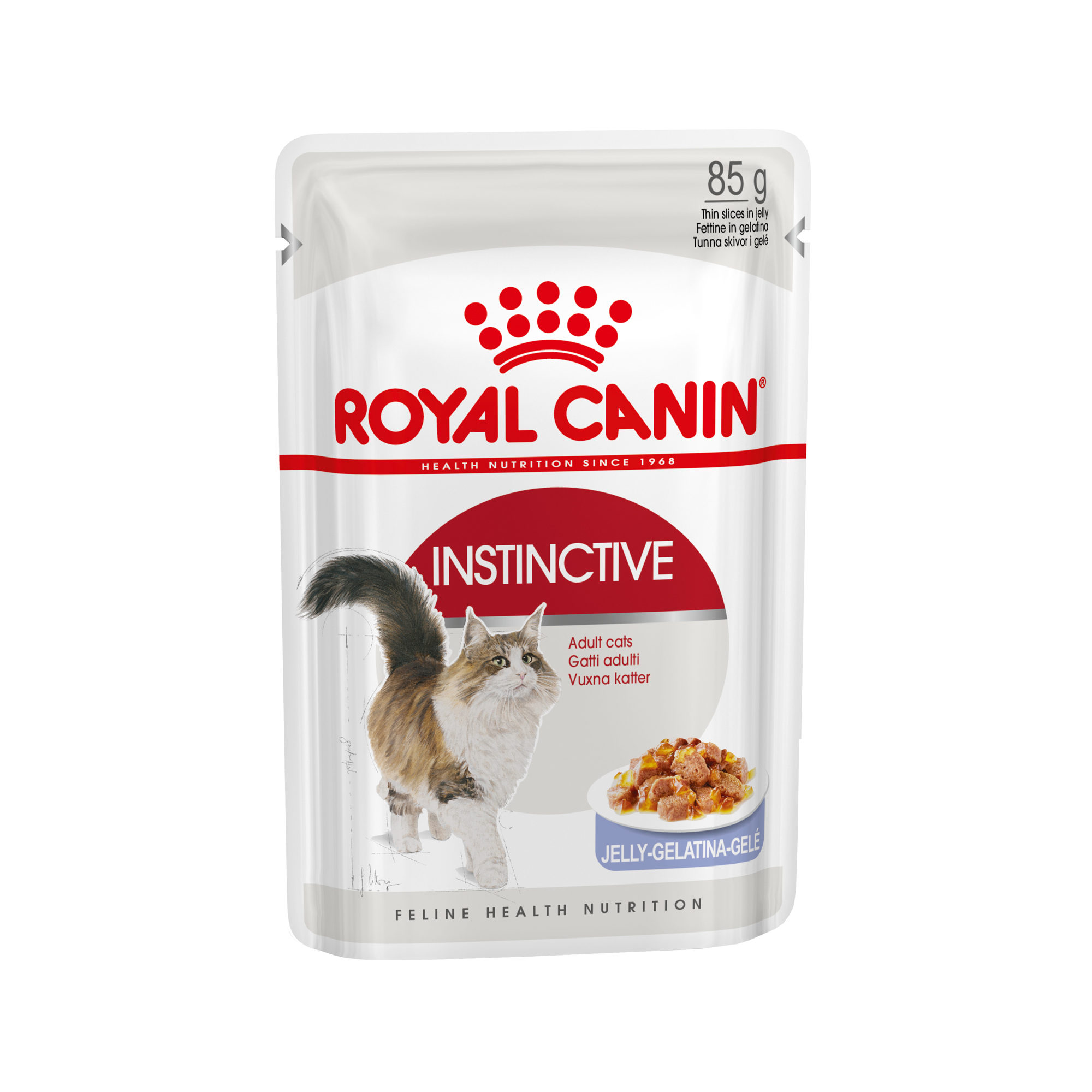 Royal Canin Instinctive in Jelly - Sachet