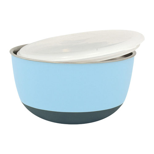 Duvo+ Balance - Gamelle avec couvercle - Bleu