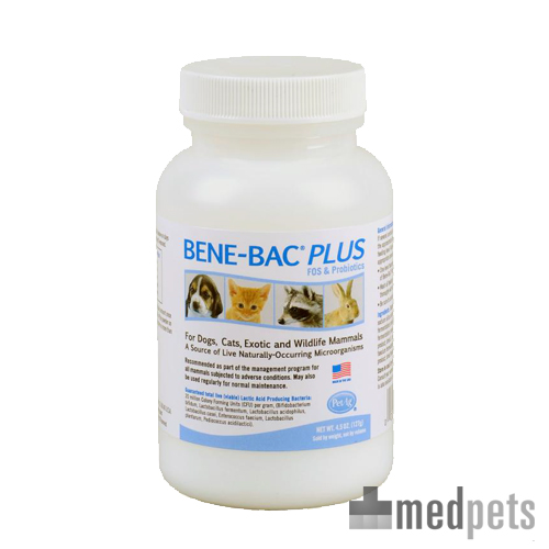 Bene-Bac Plus Pet - Pulver - 127 g