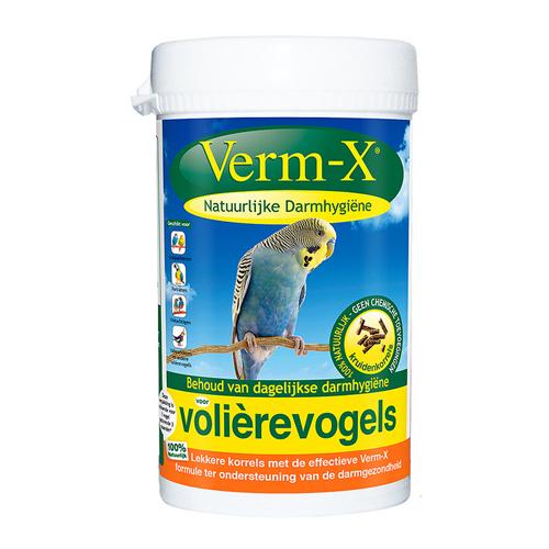 Verm-X - Oiseau en cage