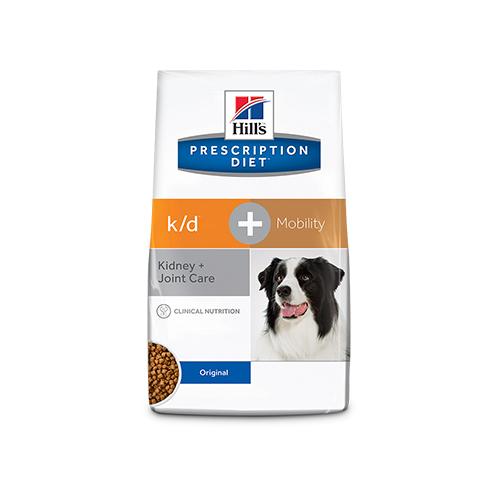 Hill's Prescription Diet k/d + Mobility Hundefutter
