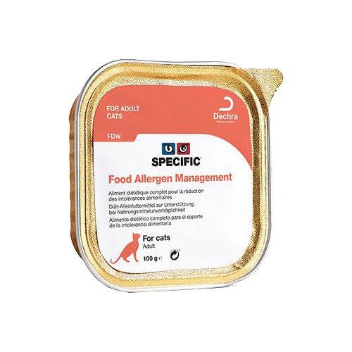 SPECIFIC Food Allergen Management FDW - Barquette