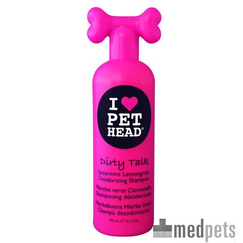 Pet Head Dog Dirty Talk Shampoo