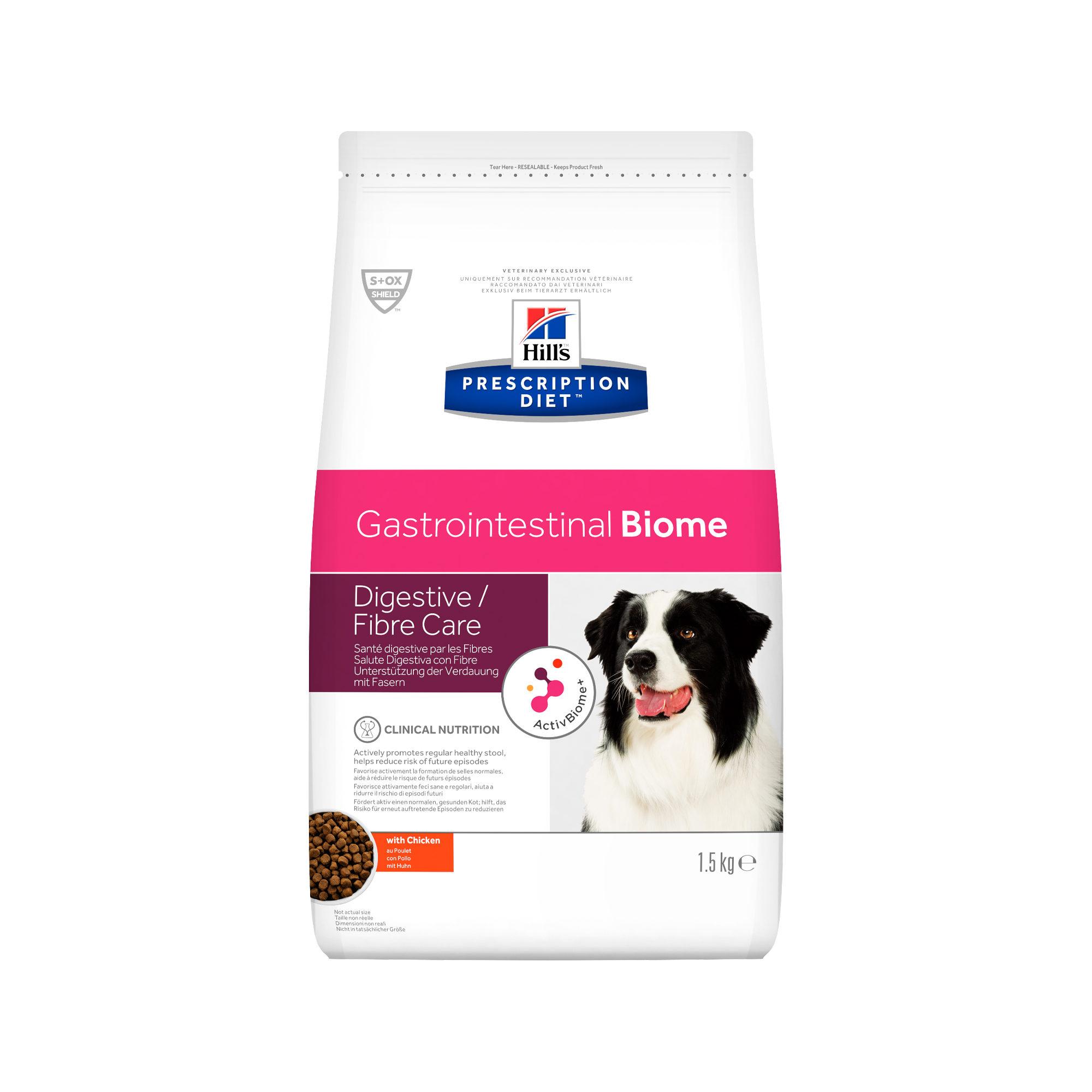 Hill's Prescription Diet Gastrointestinal Biome Hundefutter