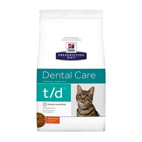 Hill's Prescription Diet t/d Dental Care - Chat