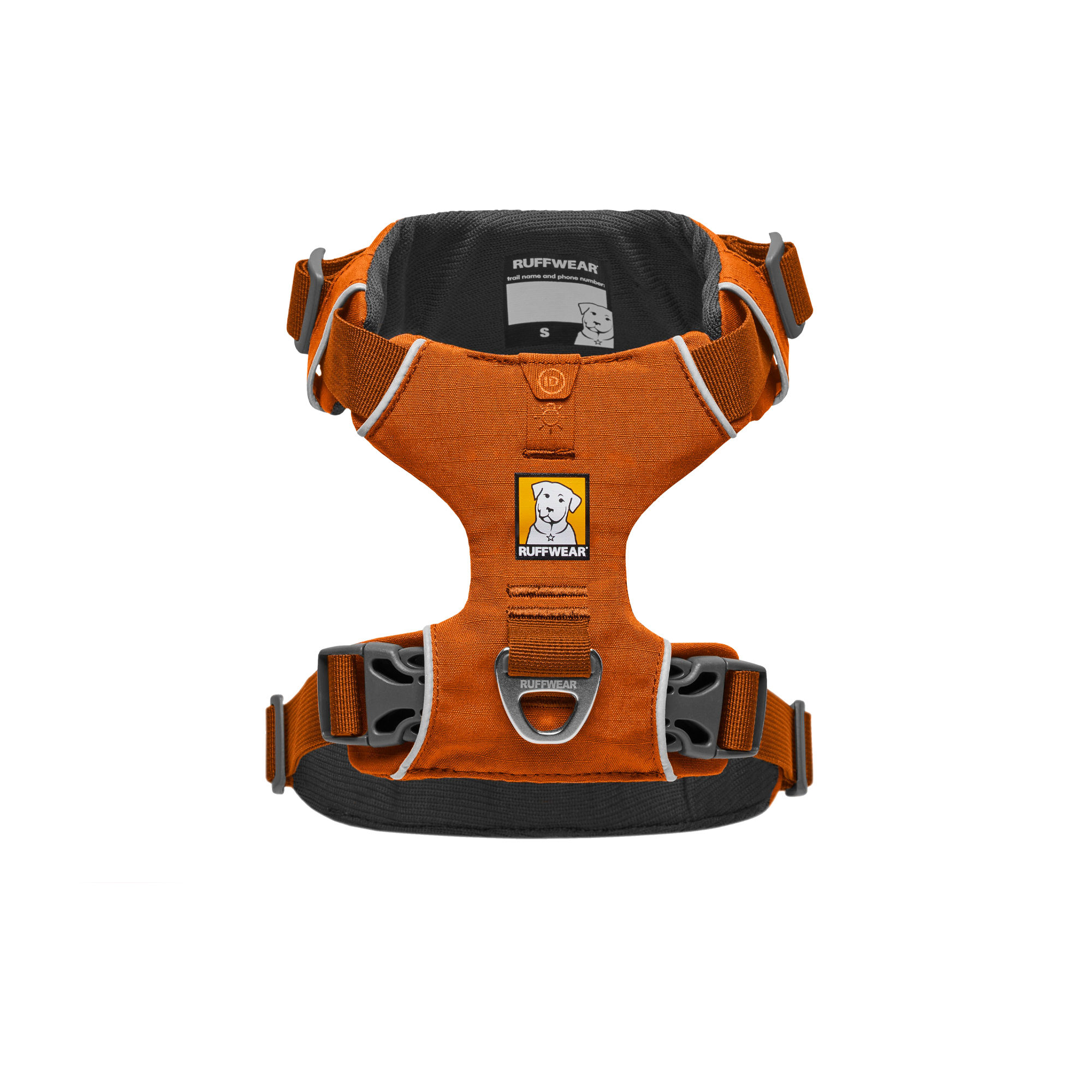Ruffwear Front Range Harness - Campfire Orange