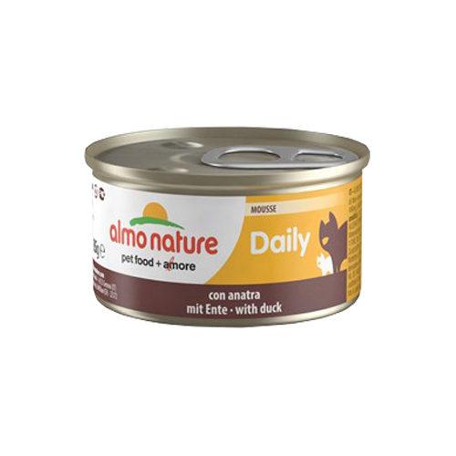 Almo Nature Daily Menu Mousse - Canard - Boîte - 24 x 85 g