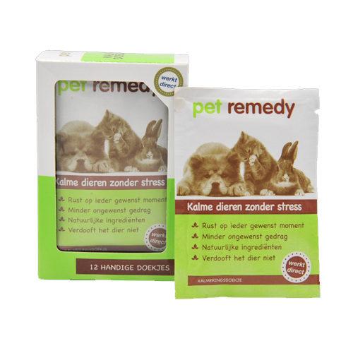 Pet Remedy - Lingettes