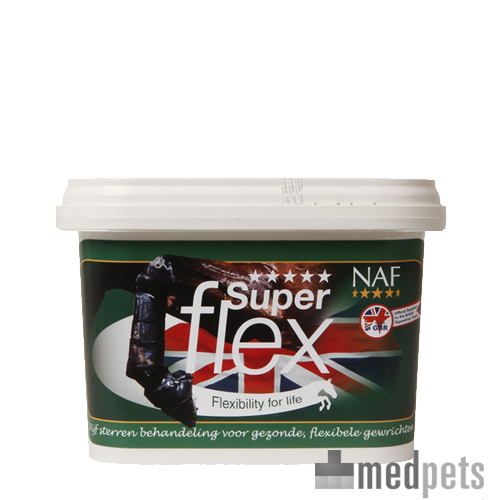 NAF Superflex 5 Star - Poudre