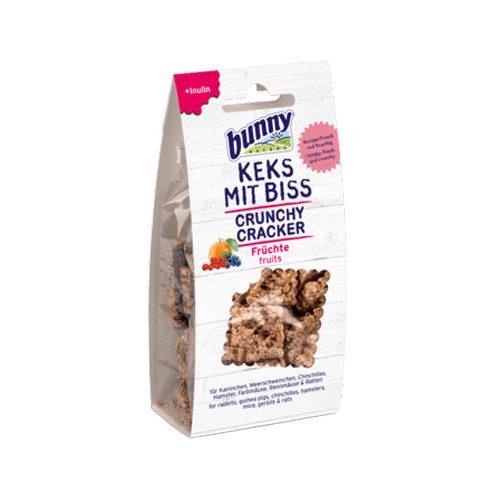Bunny Nature Crunchy Cracker - Früchte