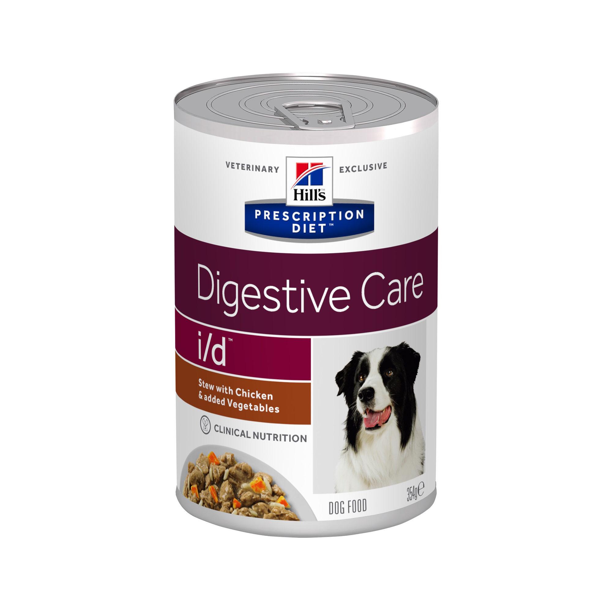 Hill's i/d Digestive Care - Prescription Diet - Canine - Mijoté pour Chien