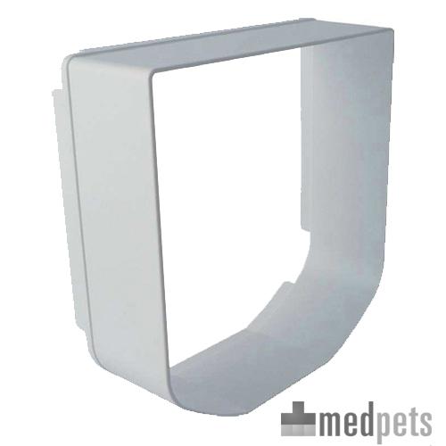 SureFlap Tunnelverlängerung Katzenklappe - Weiß