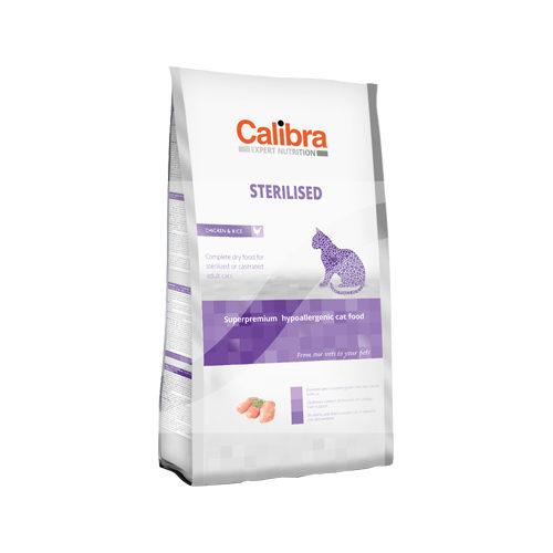 Calibra Expert Nutrition Sterilised Katzenfutter - Huhn & Reis