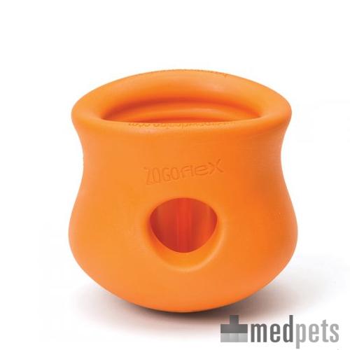 Zogoflex Toppl Treat Toy - Orange