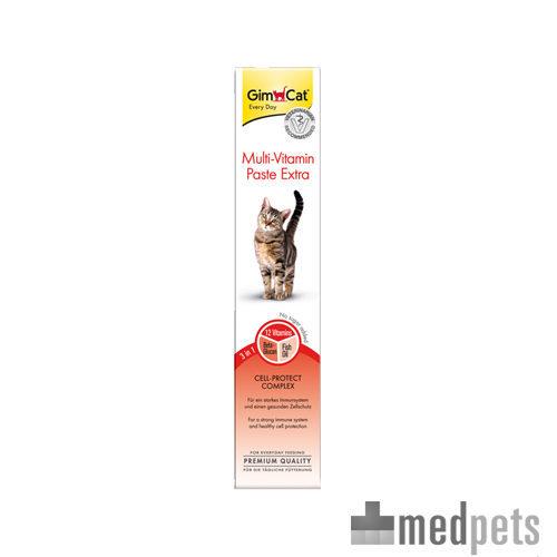 GimCat Multi-Vitamin - Pâte extra
