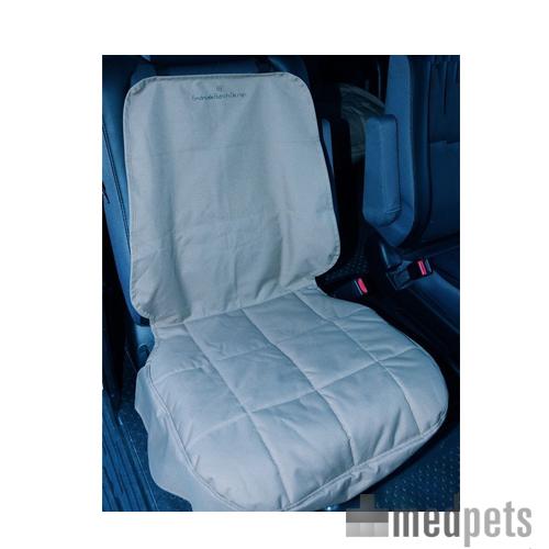 PetEgo - Housse de protection pour siège avant de voiture - Anthracite